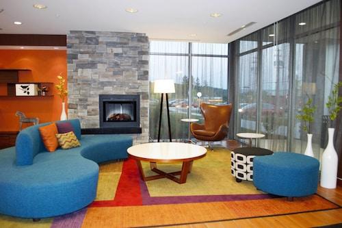 . Fairfield Inn & Suites Stroudsburg Bartonsville / Poconos