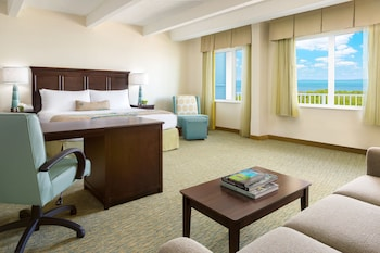 Premier Ocean View Junior Suite 1 King and Sofabed