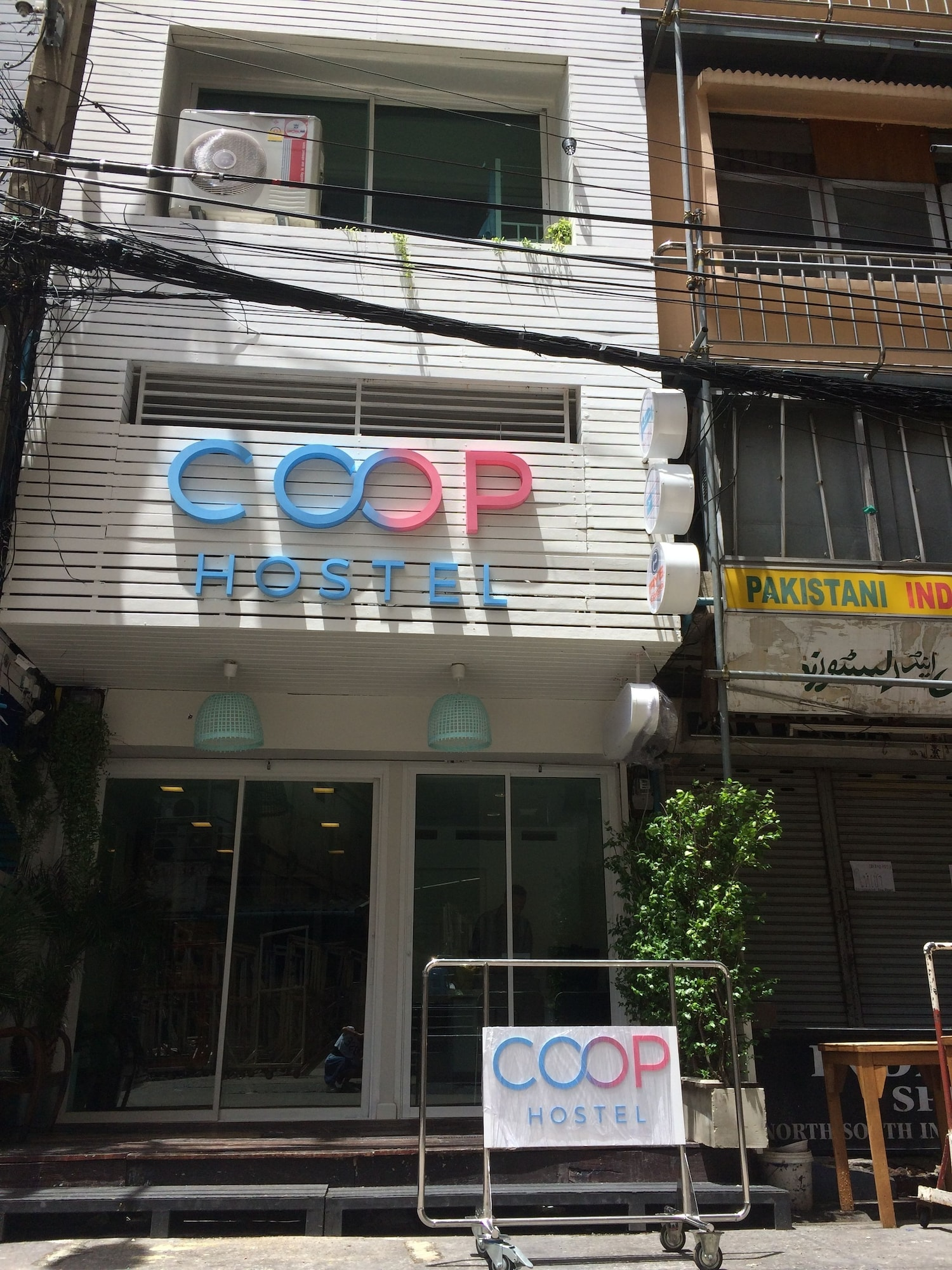 Coop Hostel, Ratchathewi