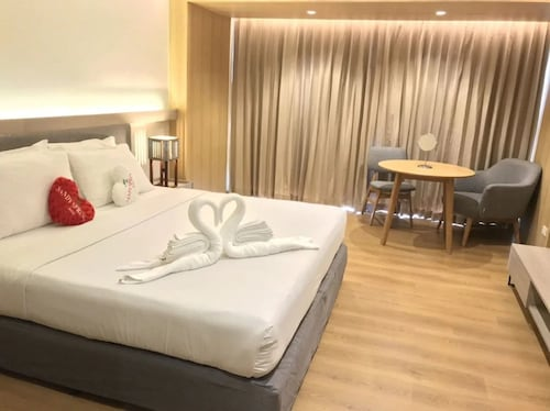 Pattaya - Sandy Spring Hotel - z Krakowa, 15 marca 2021, 3 noce