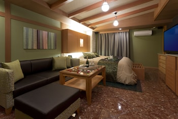HOTEL CREA - ADULTS ONLY Room