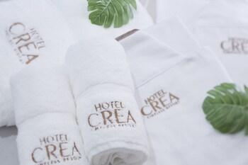 HOTEL CREA - ADULTS ONLY Bathroom Amenities