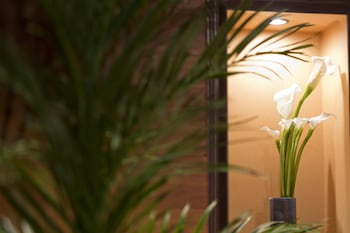 HOTEL CREA - ADULTS ONLY Hallway