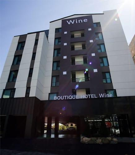 Boutique Hotel Wine, Gwangsan
