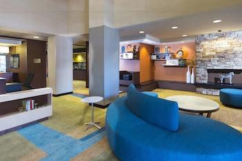 亞特蘭大布福德 - 喬治亞購物中心萬豪套房費爾菲爾德飯店 Fairfield Inn & Suites by Marriott Atlanta Buford/Mall of Georgia