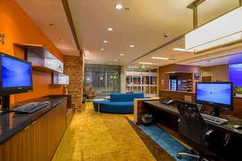 Hotel - Fairfield Inn & Suites by Marriott Provo Orem