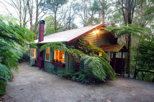 A Cottage in the Forest, Yarra Ranges - Dandenongs