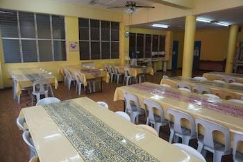 E-MO Dormitory Hostel Cebu Dining