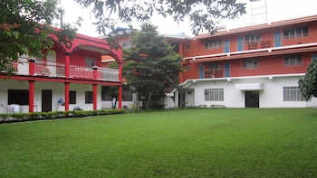 E-MO Dormitory Hostel Cebu Property Grounds