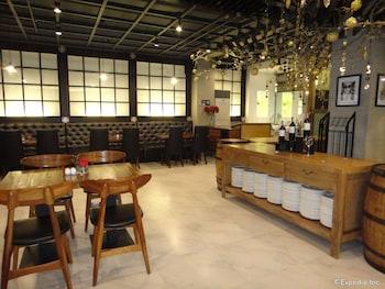 Big Hotel Cebu Breakfast buffet