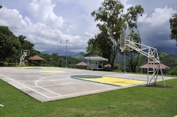 Kai Lodge Bataan Basketball Court