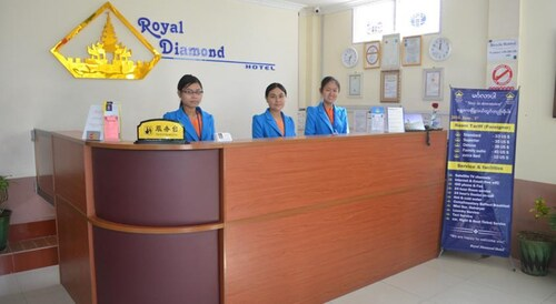 Royal Diamond Hotel, Mandalay