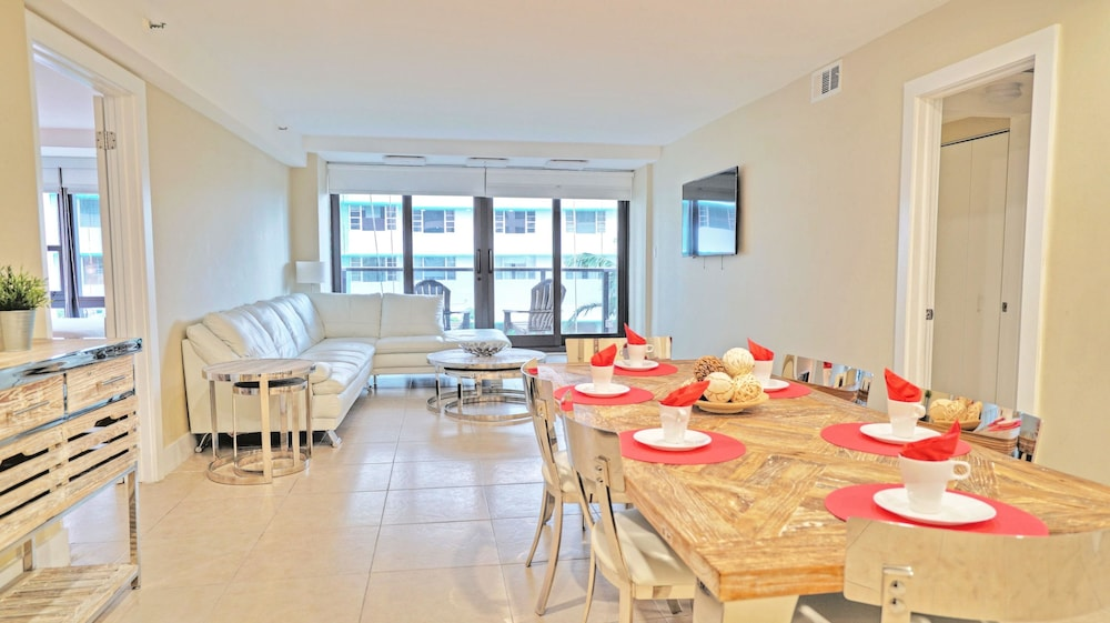 Private Apartments By Vacations On Miami Beach
