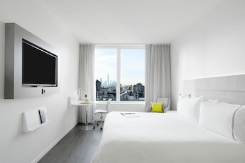 The Innside Room - City View - King Bed