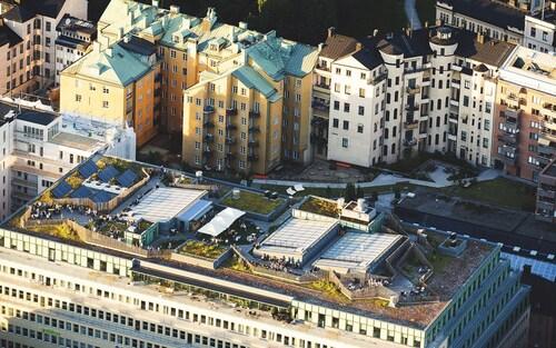 Sztokholm - Hotel With Urban Deli - z Warszawy, 24 kwietnia 2021, 3 noce