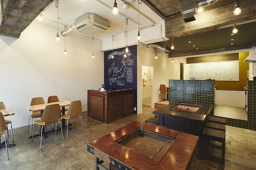 IRORI Nihonbashi Hostel and Kitchen,Ochanomizu Bunsuiro