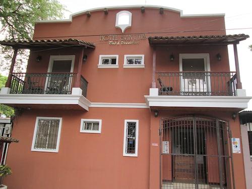 Hotel San Luis, Managua