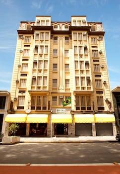 伊塔馬拉蒂飯店 HOTEL ITAMARATI CENTRO - REPÚBLICA