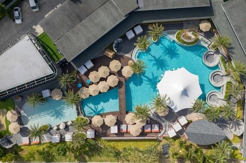 Patong Beach - Patong Bay Hill Resort - z Warszawy, 3 kwietnia 2021, 3 noce