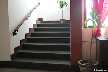 Java Pension House Bacolod Staircase