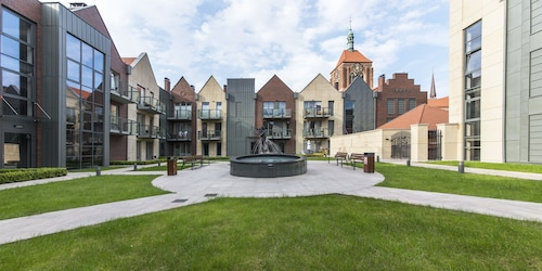 Gdańsk - Old Town by Welcome Apartment - z Katowic, 24 marca 2021, 3 noce