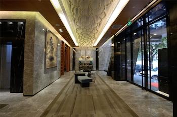 シティ ジョイン ホテル オウ ジュアン ステーション ストア (城跡商務精品酒店)
