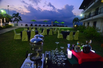 Kamana Sanctuary Resort And Spa Zambales Outdoor Banquet Area