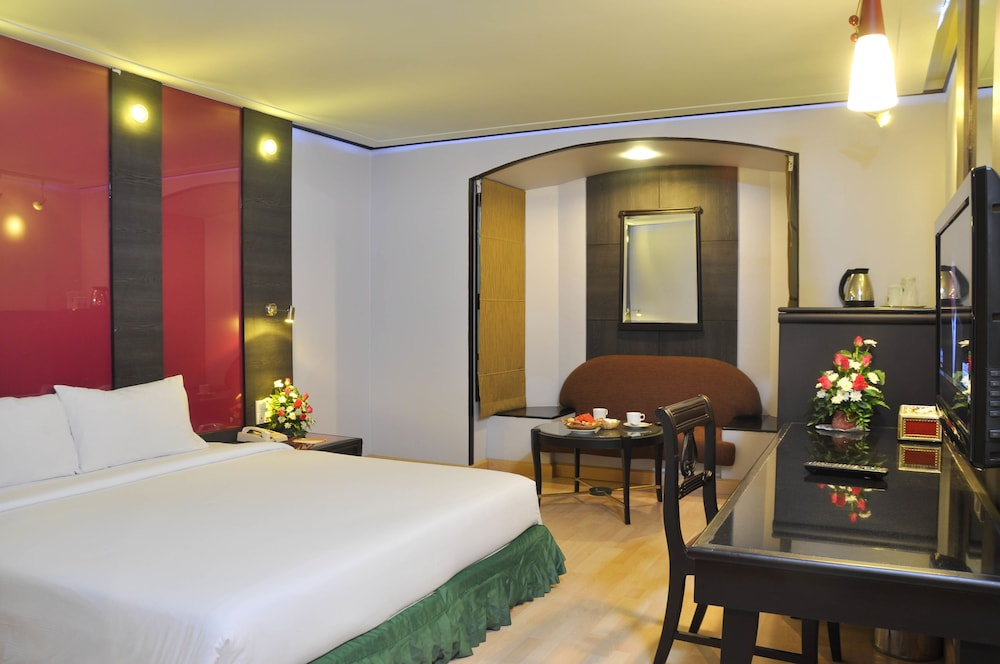 BP グランド スイーツ ホテル