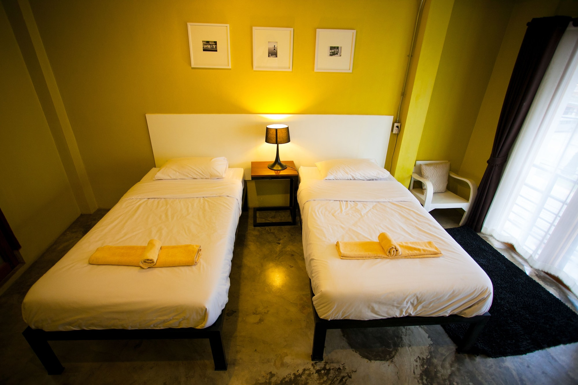 Afterglow hostel, Mae Sai