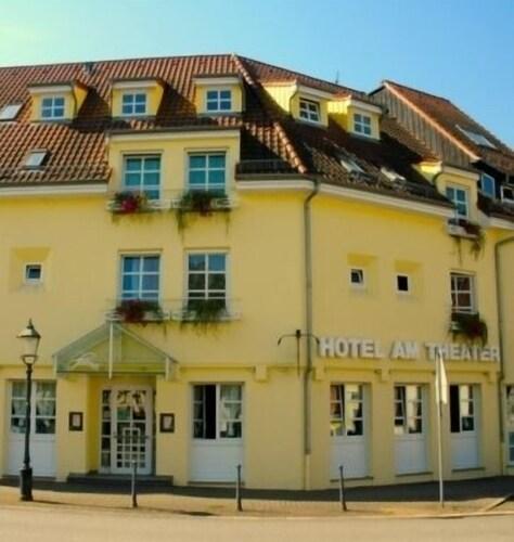 Hotel am Theater beim Schloss, Rhein-Neckar-Kreis
