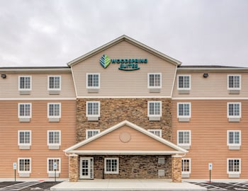 WoodSpring Suites Columbus NE I-270