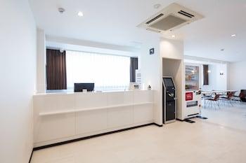 カプセルホテルCUBE 広島