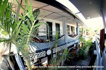 Micky Santoro Hotel & Restaurant Cebu Hotel Entrance