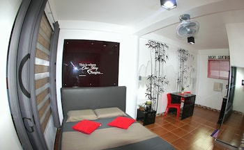 Micky Santoro Hotel & Restaurant Cebu Floor plan