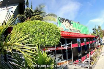 Micky Santoro Hotel & Restaurant Cebu Hotel Front