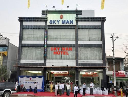 Sky Man Hotel, Yangon-E