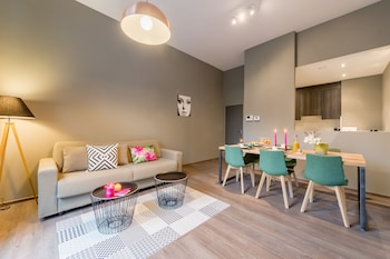 Hotel - Smartflats Design - Schuman