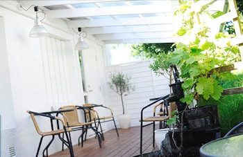 Lilland Hotell - Terrace/Patio  - #0
