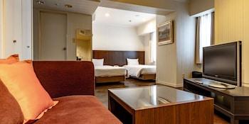 スーペリア ツインルーム|湘南クリスタルホテル