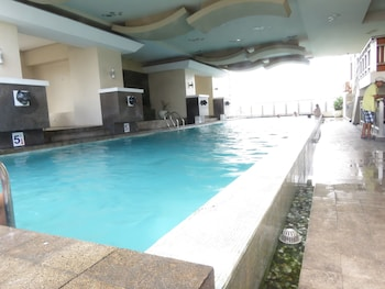 Bayview Designers Suites Manila Indoor Pool