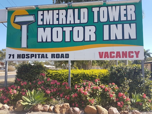 Emerald Tower Motor Inn, Emerald