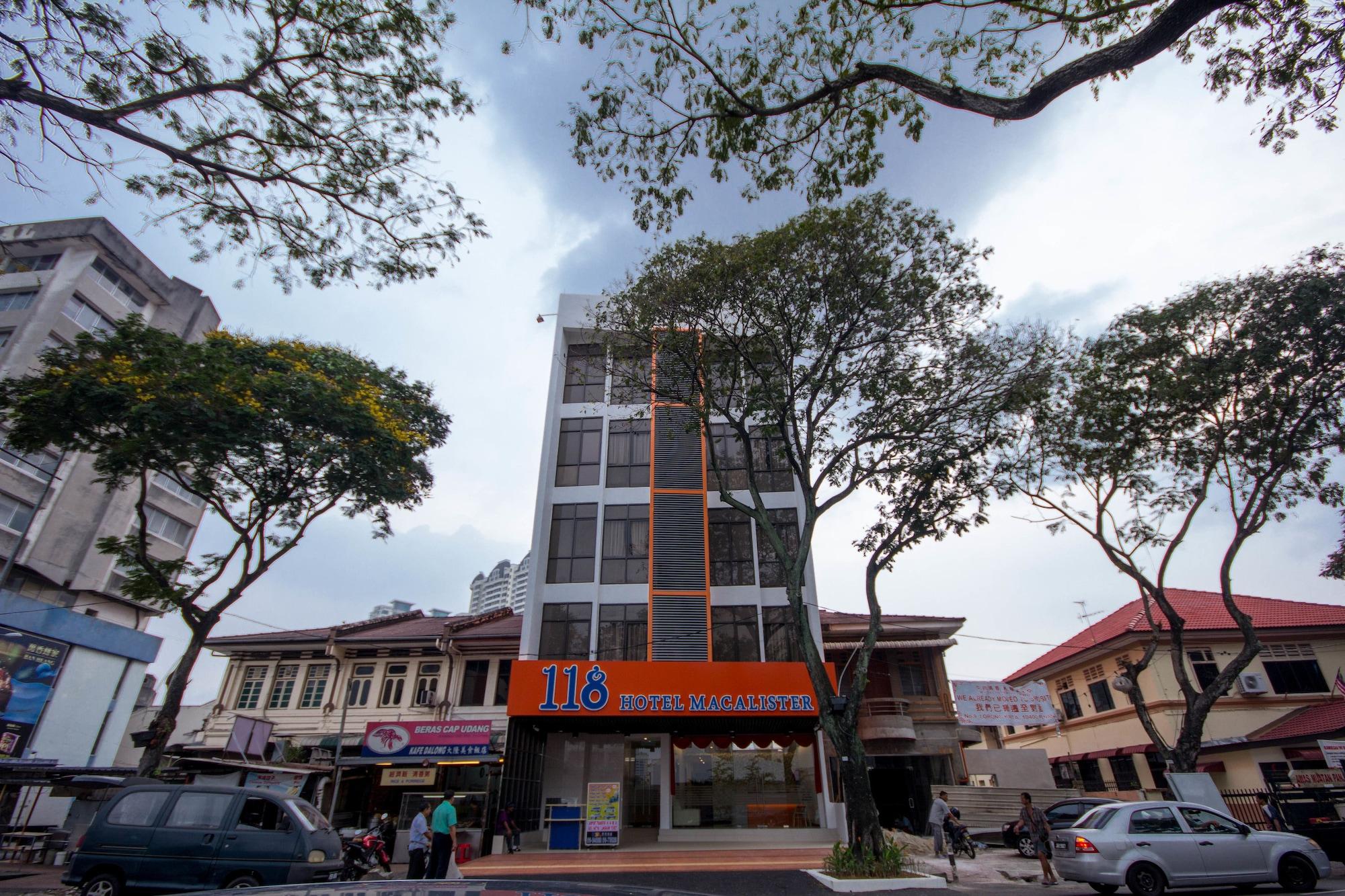 118 Hotel Macalister, Penang Island