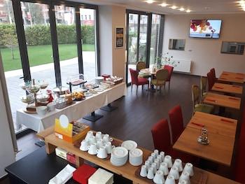 Tomis Garden Aparthotel - Breakfast Area  - #0