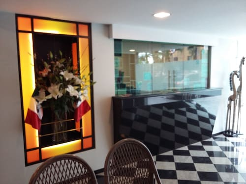 Hotel Dharma, Azcapotzalco