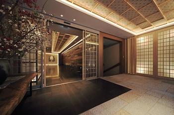 NOKU KYOTO Interior Entrance