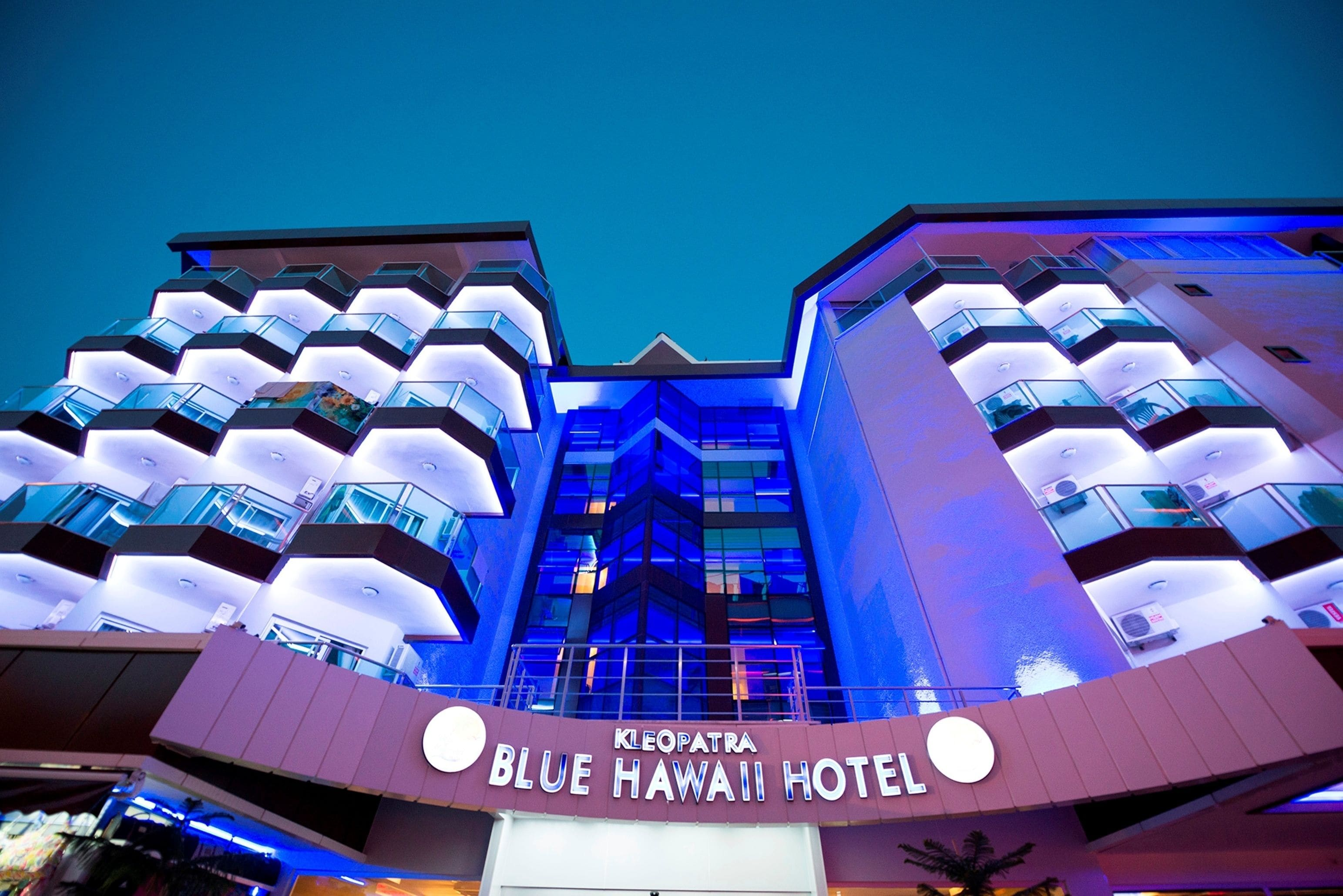 Kleopatra Blue Hawai