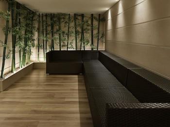 KOBE MINATO ONSEN REN Lobby Sitting Area