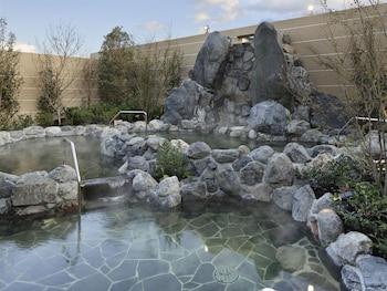 KOBE MINATO ONSEN REN Outdoor Pool