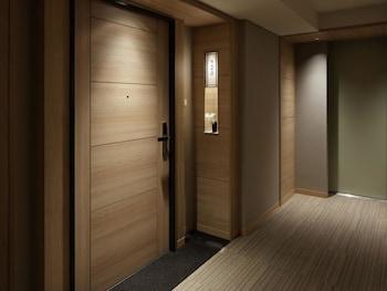 KOBE MINATO ONSEN REN Hallway