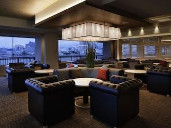 KOBE MINATO ONSEN REN Lobby Lounge